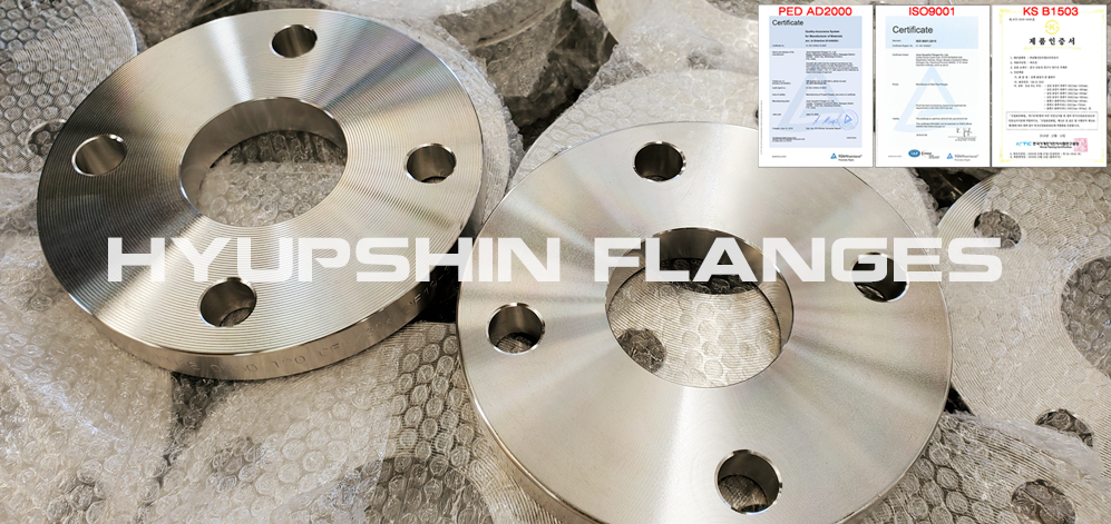 Hyupshin Flanges Stainless Steel Flanges En1092 1 Uni Din Bs4504