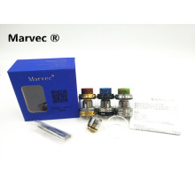 Good Quality for Starter Kit Vape Delicate DIY Magic Wand RBA atomizer vape supply to India Importers