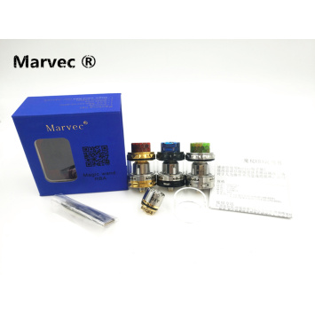 Delicate DIY Magic Wand RBA atomizer vape