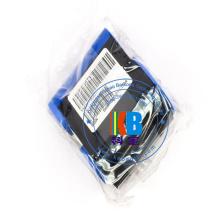 A fita 400 da cor da zebra YMCK da impressora de cartão da identificação imprime 800131-545