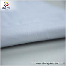 Weft Elastic Cotton Satin Fabric