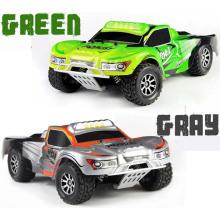 Nouveau jouet de cadeau Noël cadeau bébé Toys 1/18 dérive vitesse Radio Remote contrôle RC RTR Truck Racing voiture jouet