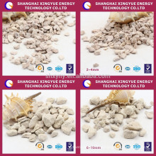 Fischteich Filtermedien natürlicher Zeolith Klinoptilolith