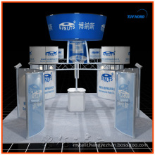 China design & customize Exhibition booth stand custom trade show displays booth portable and modular produce in Shanghai