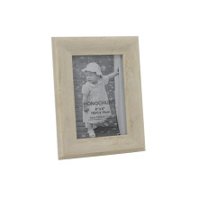 Cadre photo en bois de mode pour Home Deco