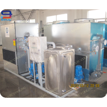 Tour de refroidissement à boucle fermée Petite machine de refroidissement liquide carrée