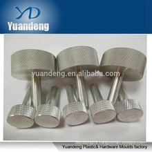 Knurled slotted Hex Nut insert nut allen nut and bolt