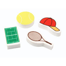Gomas de borrar con forma de bola de deportes novedosas