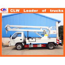 Camion d'opération de plate-forme de haute altitude de l'usine 4 * 2