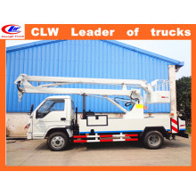 Factory 4*2 High Altitude Platform Operation Truck