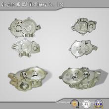 Cubierta de fundición a presión de aluminio con mecanizado