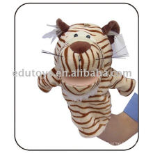 Hochwertige Lovely Animal Puppet - Tiger