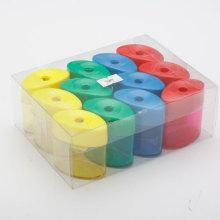 Conjuntos de sacapuntas de lápiz de color
