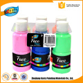 Competitive price 6 Colours Kids Art kit painting set finger paint Finger Washable Paint Washable Paint For Children