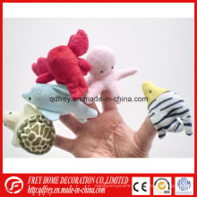Hot Sale Plush Finger Puppet Toy Gift