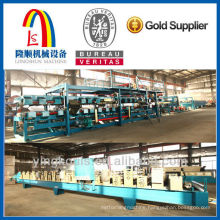 Composite sandwich panel machine line Sandwich panel making machine