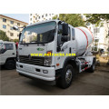 5000 Liters 160hp SINOTRUK Cement Mixer Trucks