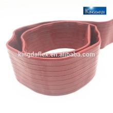 Vente chaude qualité haute pression PVC Layflat Tuyau