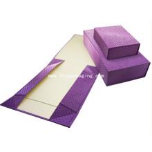 High Quality Folding Wine Box Gift Packing