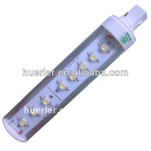 Factory price corn light high power 2700k-5700K corn light 8w led PL corn light