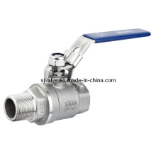 2-PC Male/Female Ball Valve