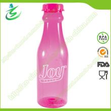 600ml botella de agua libre de BPA, botella de agua de soda (DB-F1)