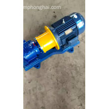 3G horizontal oil transfer magnetic three screw pump