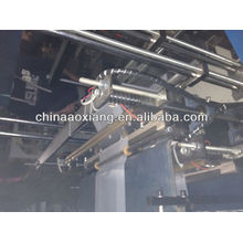 Computer control rolling T-shirt & flat bag making machine automatic high speed food paper bag making machine