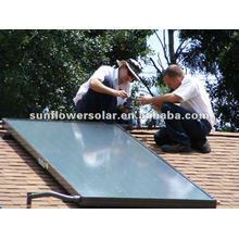 Domestic Flat Heat Pipe Solar Thermal Panel