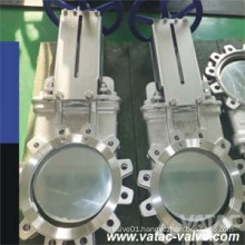 Pn6~Pn16 Cast Steel Full Lug Knife Gate Valve