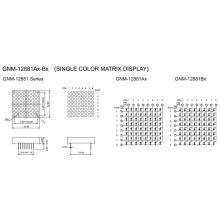 1,2 Zoll, 3,0 mm DOT (GNM-12881Ax-Bx)
