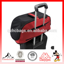 Sac fourre-tout pliable de chariot Pet Dog Carrier Sac à main de chien Dog Cat (ES-Z294)