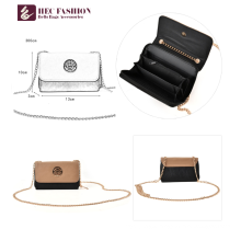 HEC Fashion Custom Coin Wallets Purse For Cards Money