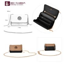 Хек мода пользовательские кошельки портмоне для карточек деньги