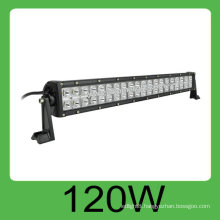 CE&ROHS 120W IP68 DC10v-30V car work light led,3 years warranty