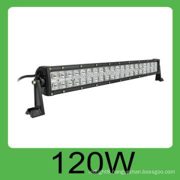 CE&ROHS 120W IP68 DC10v-30V car work light led,3 years warranty