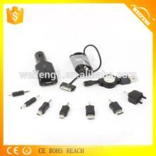 Chargeur universel universel de haute qualité avec 8 ports pour téléphone cellulaire / MP3 / MP4 / PSP CYM-168