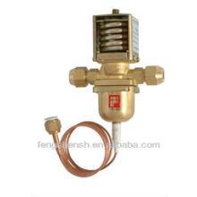 Регулирующий клапан с регулируемым давлением воды