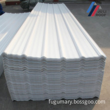 Fire Resistant Plastic Corrugated UPVC Roofing Sheet