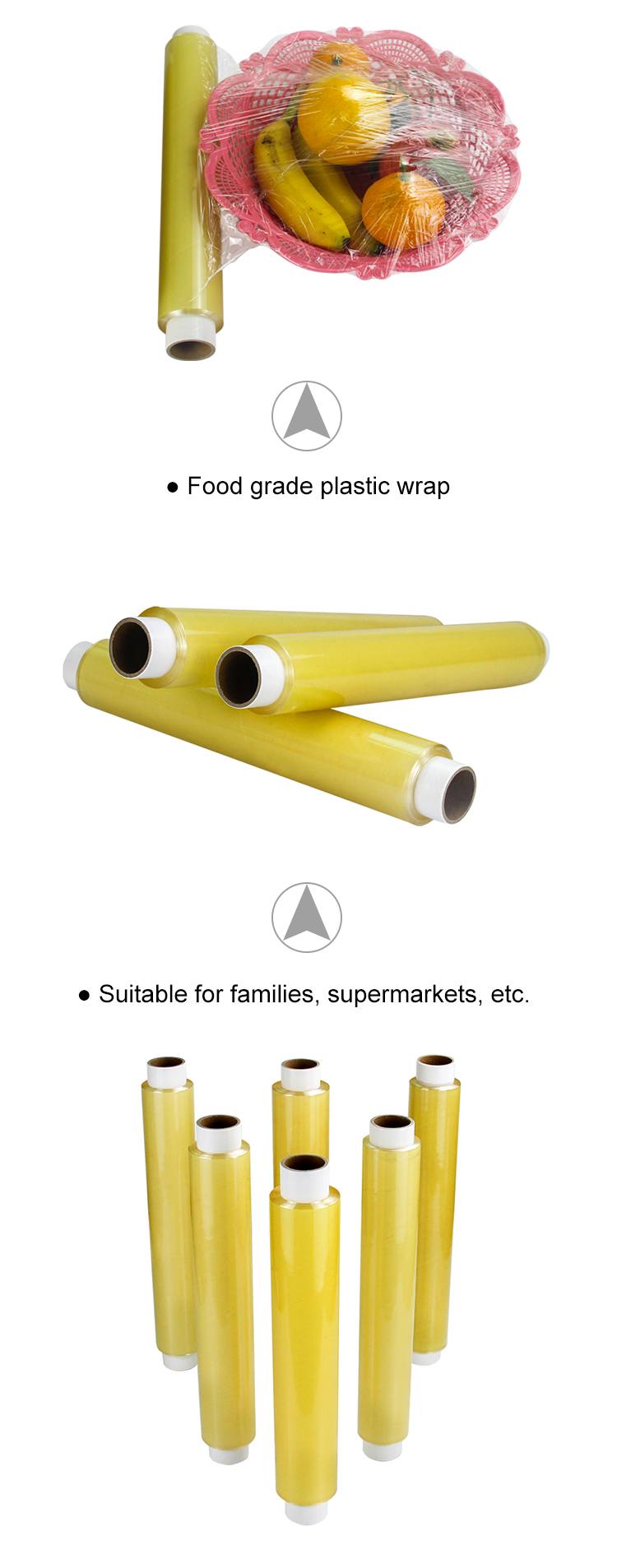 Food Grade Stretch Wrap