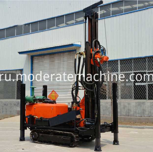 FY200 water well drilling rig 4