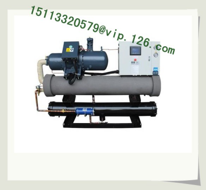 Single screw compressor water chillers
