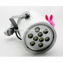 Home furnishing lighting led track spot light 9w wholesale price