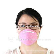 2014 Free Samples sala limpia desechable earloop dental cone máscara facial