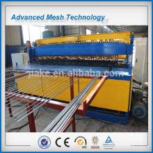 Prateleira de mercadorias de aço Wire Mesh Welding Macines
