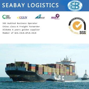 Empresas de logística de China a todo el mundo