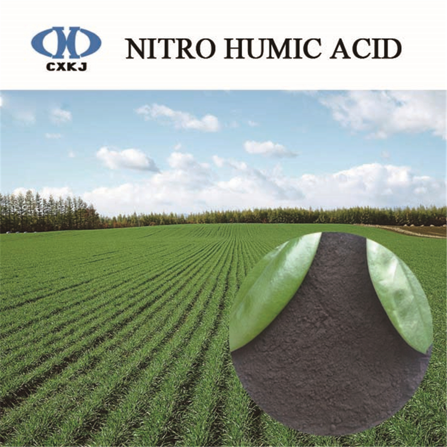 Nitro humic acid Alkaline Soil Conditioner