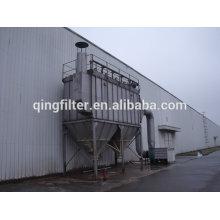 Ciclón industrial Máquina de colectores de polvo Filtro de bolsas