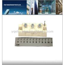 Kone elevador puerta deslizante SKM150GB123D elevador módulo para kone