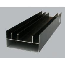 Extrusão de perfil de porta de janela de alumínio extrudado de alumínio